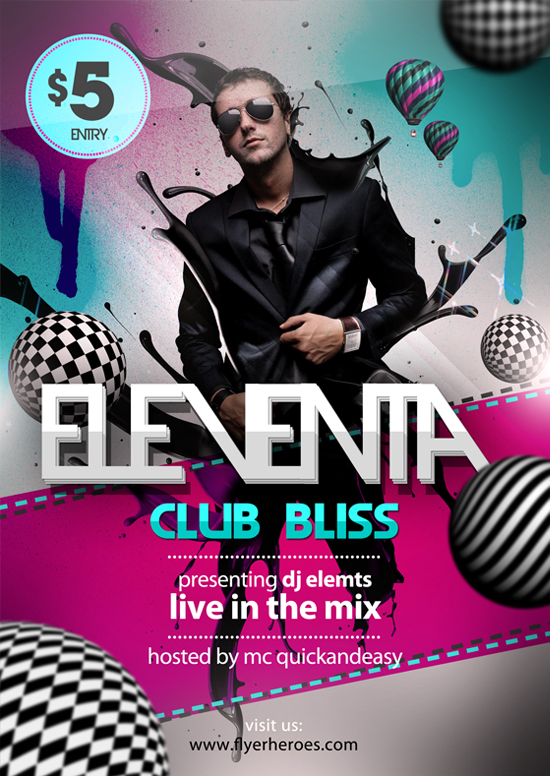 Eleventa Flyer Template