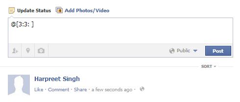 blank status