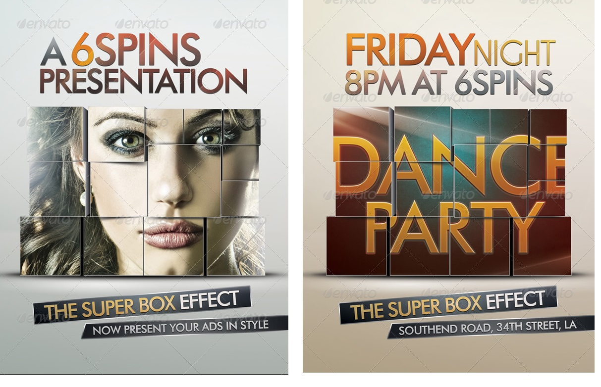 60 best premium psd flyer templates feedtip ad and party flyer template