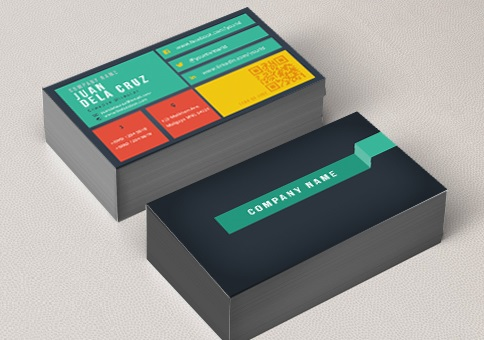 Bloqs business card