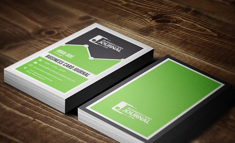 Creative investment marketing card