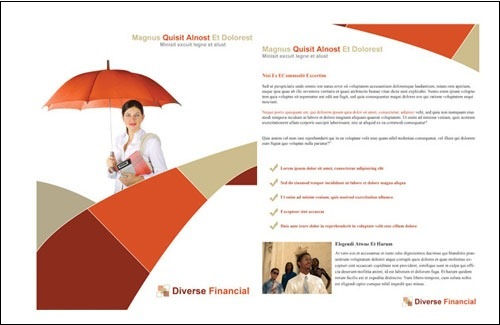 Financial Advisor Brochure