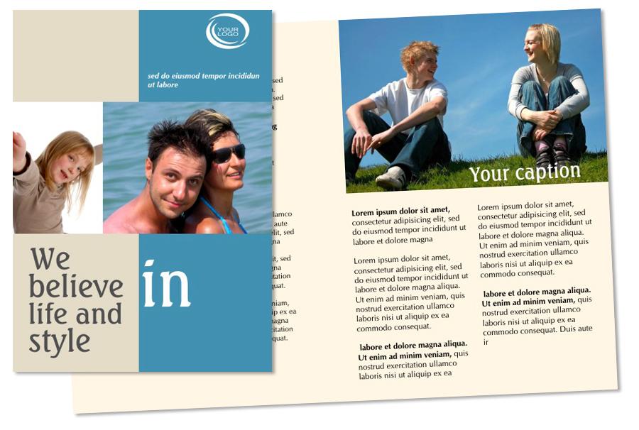 Free Coreldraw Templates Free Coreldraw Brochure