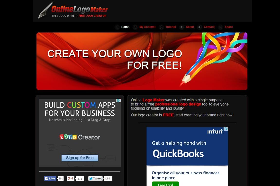 best logo maker generator feedtip online logo maker