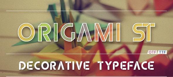 Origami st