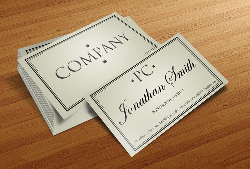 Procard business card