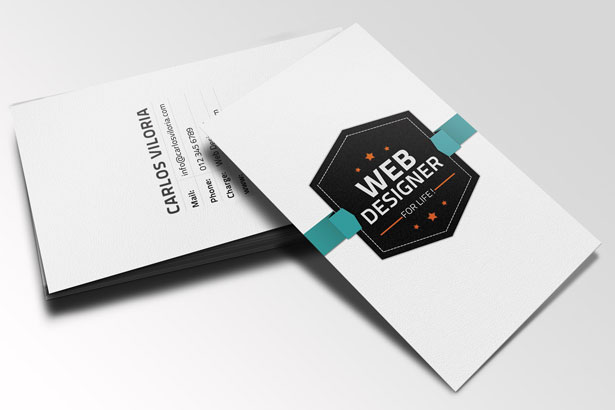 Free Photoshop PSD Business Card Templates FeedTip - Psd business card template