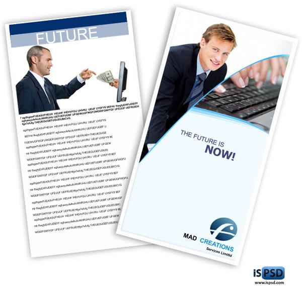 Simple Brochure PSD