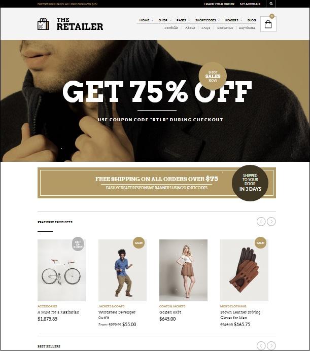 The retailer