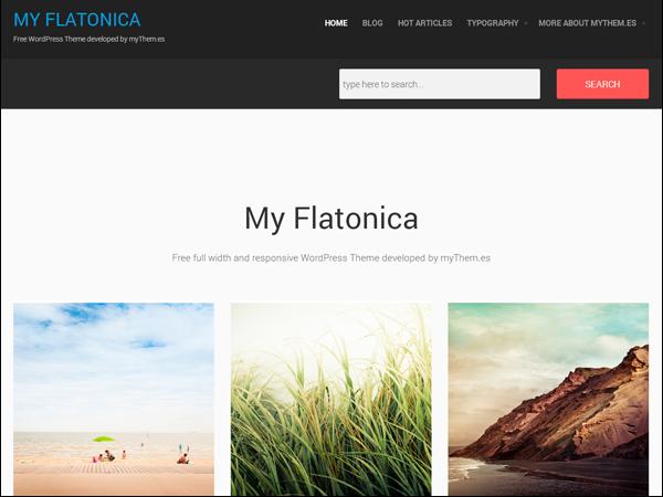 my flatonica