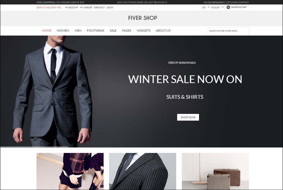 Fiver Shop