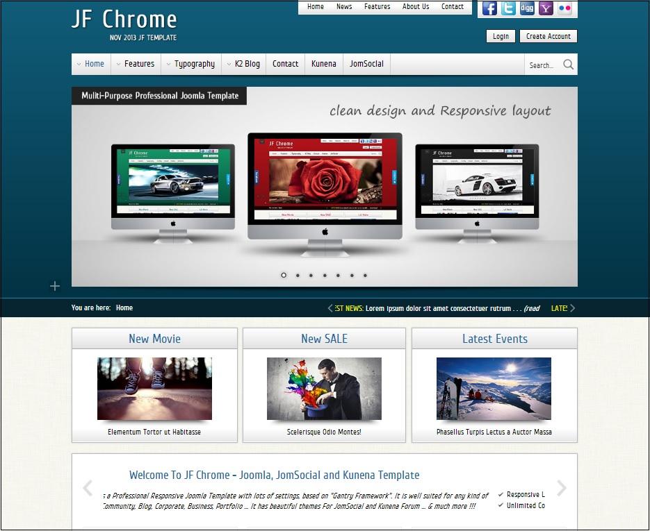 JF Chrome