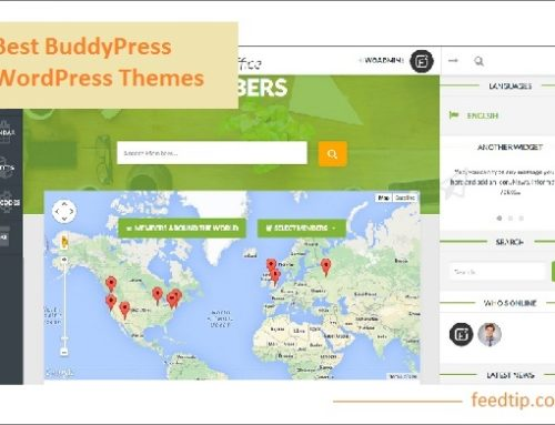 25 Best BuddyPress WordPress Themes