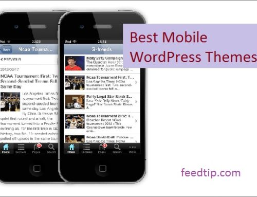 24 Best Mobile WordPress Themes