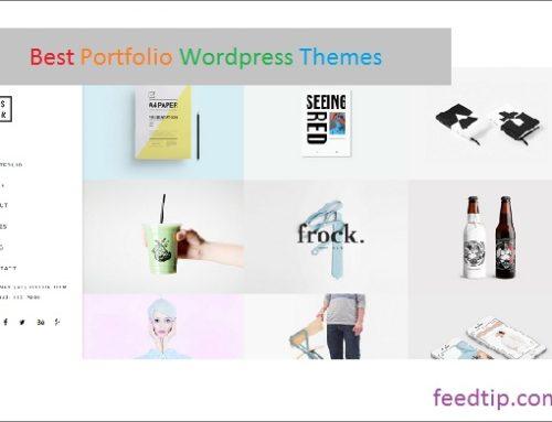 18 Best Creative Portfolio WordPress Themes