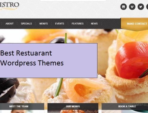 41 Best Responsive Restaurant WordPress Themes