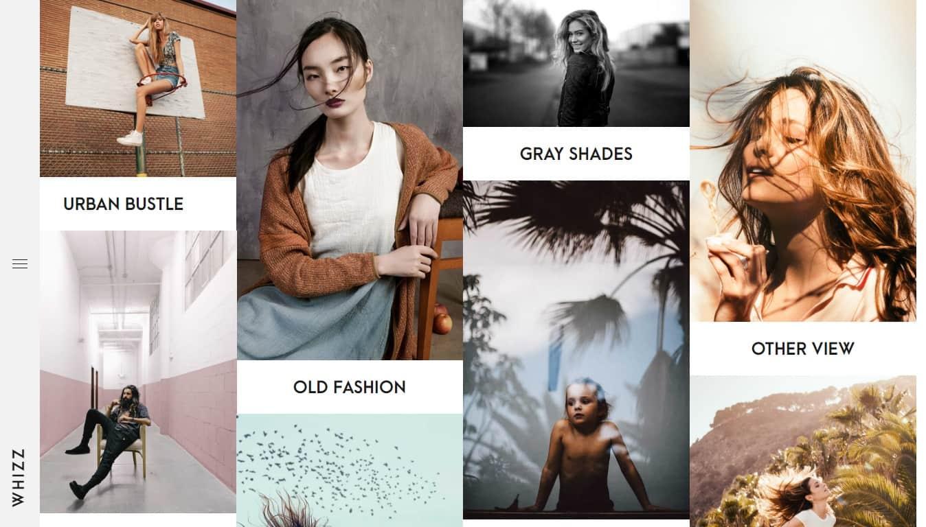 Photography Whizz - photography wordpress themes